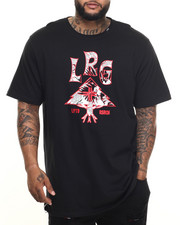 LRG - Everywhere Lock Up T-Shirt (B&T)