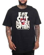 LRG - Eat Out Often T-Shirt (B&T)