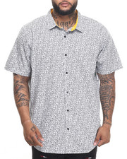 LRG - Artosport S/S Button-Down (B&T)