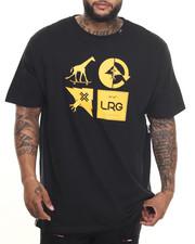 LRG - RC Logo Mash Up T-Shirt (B&T)