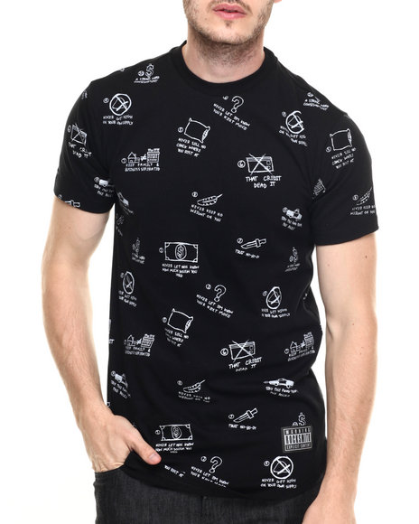 Rocksmith - Men Black Hi Def T-Shirt - $31.99