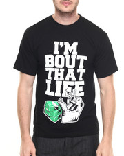 Graf-X Gallery - BOUT THAT LIFE S/S Tee