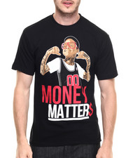 Graf-X Gallery - Money Matters S/S Tee