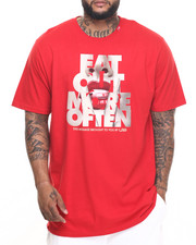 LRG - Eat Out Often T-Shirt (B&T)