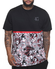 LRG - Destination Everywhere Printed T-Shirt (B&T)