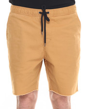 Brixton - Madrid Relaxed Drawstring Shorts