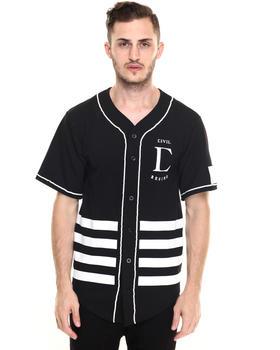 Button-downs - League Baseball Jersey