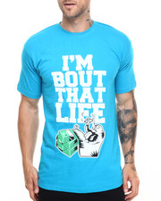 Men - BOUT THAT LIFE S/S Tee