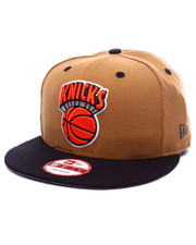 Men - New York Knicks Whole Wheat edition 950 Snapback Hat (Drjays.com Exclusive)