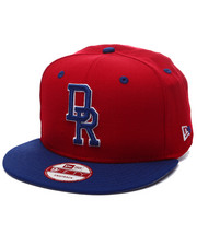Men - Dominican Republic Rep your country Snapback Hat