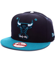 Men - Chicago Bulls All Blue Edition 950 Snapback hat (Drjays.com Exclusive)