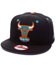 Men - Chicago Bulls Vice edition 950 snapback hat (Drjays.com Exclusive)
