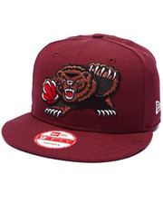 Men - Vancouver Grizzlies Cocoa Edition 950 Snapback Hat (Drjays.com Exclusive)