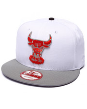 Men - Chicago Bulls Reflective 3x Champs edition snapback hat