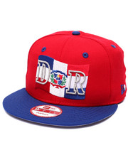 Men - Dominican Republic flag 950 Snapback hat