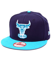 Men - Chicago Bulls Caroline Blue edition 950 Snapback hat (Drjays.com Exclusive)