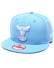 Men - Chicago Bulls Caroline Blue 2 edition 950 Snapback hat (Drjays.com Exclusive)