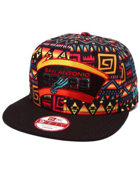 New Era - Men Multi San Antonio Spurs Mayan Edition 950 Snapback Hat
