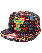 Men - Chicago Bulls Tribal edition 950 Snapback hat (Drjays.com Exclusive)