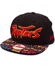 Men - Toronto Raptors Tribal edition 950 Snapback Hat (Drjays.com Exclusive)
