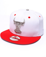 Men - Chicago Bulls Hot Red 4x Champs Edition snapback hat