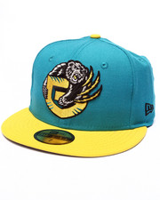 Men - Vancouver Grizzlies Summer sessions edition 5950 fitted hat (Drjays.com Exclusive)