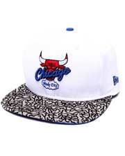 Men - Chicago Bulls Concrete edition 950 Snapback hat (Drjays.com Exclusive)