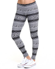 Bottoms - Tribal Cotton Legging