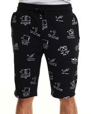 Men - Commandments Shorts
