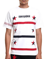Buyers Picks - Contender Stars crewneck s/s tee