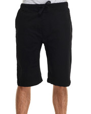 Buyers Picks - Twill drop scrotch drawstring shorts