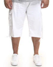 Men - Core Twill Belted Cargo Shorts (B&T)
