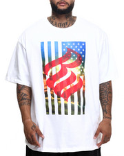Rocawear - Cloud Flame Tee (B&T)