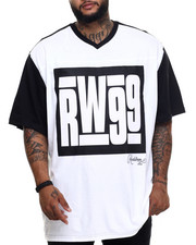 Big & Tall - RW Hood Crew Tee (B&T)