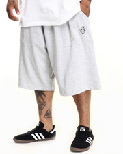 Rocawear - Hustle Hard French Terry Shorts (B&T)