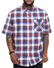 Rocawear - Sentinel S/S Button-down (B&T)