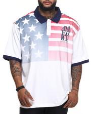 Men - Americana Star Polo (B&T)