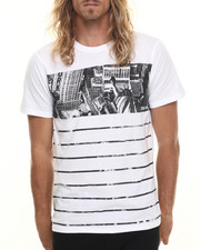 Zoo York - City Stripe Crewneck S/S Tee