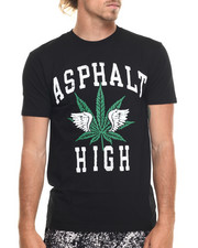 T-Shirts - Asphalt High Tee