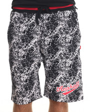 Asphalt Yacht Club - Acid Wash Fleece Shorts