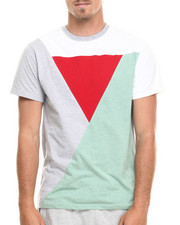 Rolling Paper - Nylon Body Block T-Shirt