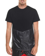 Rolling Paper - Nylon Mix T-Shirt