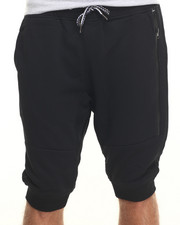 Rolling Paper - Seam Seal Zipper Jogger Shorts