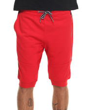 Shorts - Seam Seal Zipper Jogger Shorts