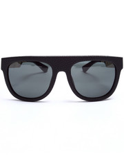 Men - Gil Leather Wrap Sunglass