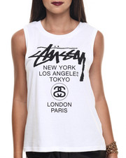 Women - World Tour Tank