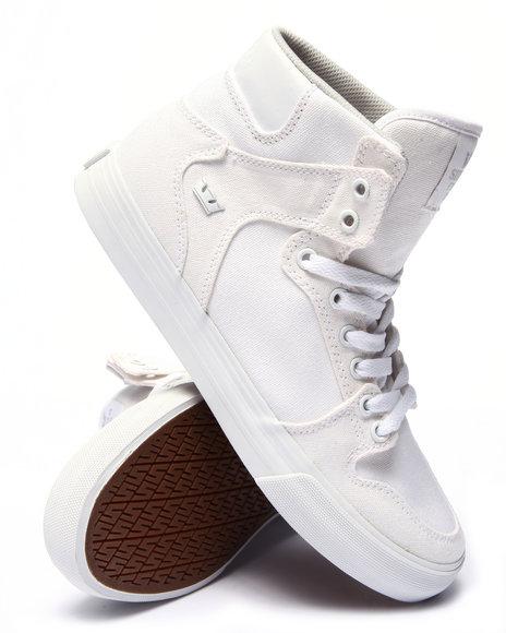 Ur-ID 220126 Supra - Men Off White Vaider Sneakers
