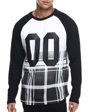 Buyers Picks - Faded # Raglan