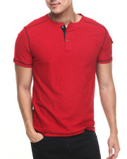 Buyers Picks - S/S Boston Henley Tee