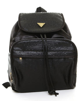 Joyrich - ostrich mixed backpack
